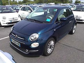 Fiat 500 1.2 69 ch Euro 6D Lounge