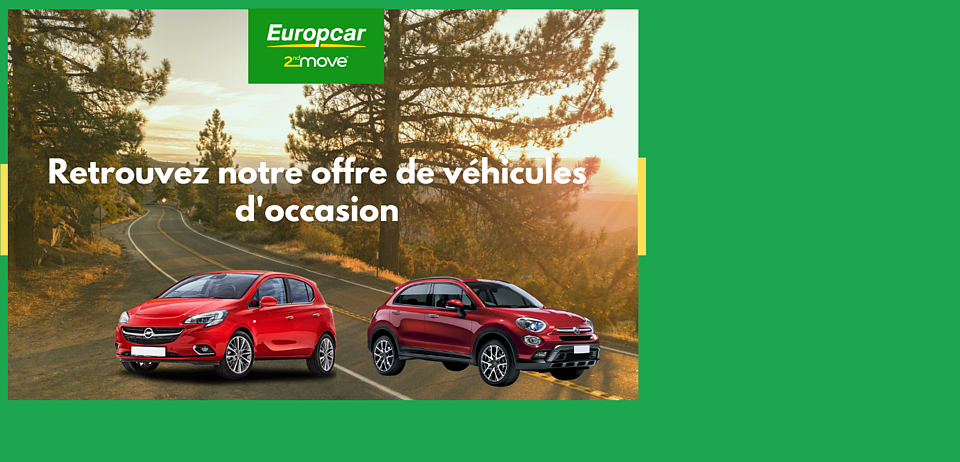2ndmove By Europcar Voitures Doccasion