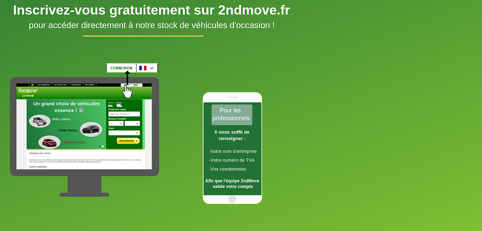 d35e07c9fe0 2ndMove by Europcar - Voitures d occasion
